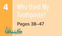 U4 Who Used My Tothpaste